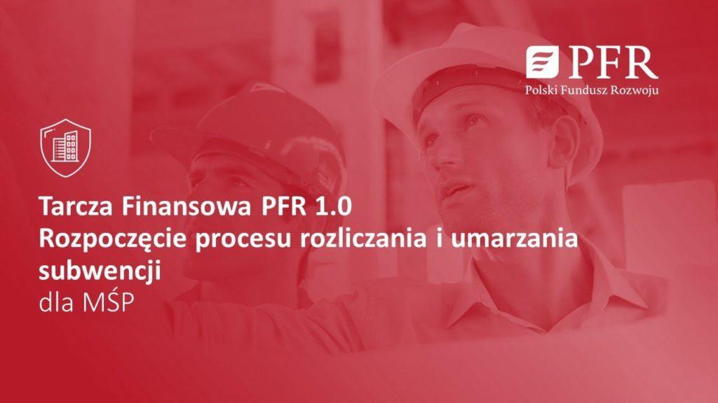 PFR 1.0 umorzenie